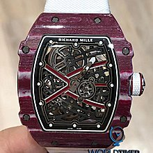Richard Mille 理查德•米勒 [2018 USED] RM 67-02 Automatic High Jump Mutaz Barshim