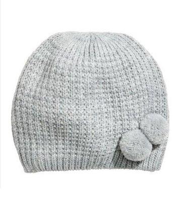 H&M 保暖針織帽 4-8歲(售450含運/頂)
