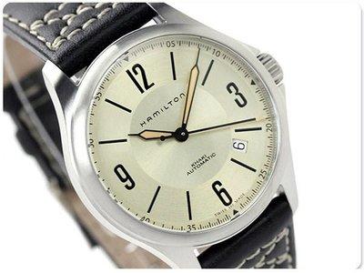 HAMILTON 漢米爾頓 手錶 Khaki 38mm 機械錶 男錶 H76565725