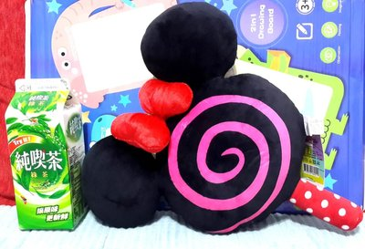 Disney Minnie Mouse Lollipop Nap pillow student Office gift
