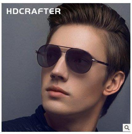 【HDCRAFTER】太陽眼鏡 男(E002)高檔防紫外線 偏光 釣魚眼鏡 現貨