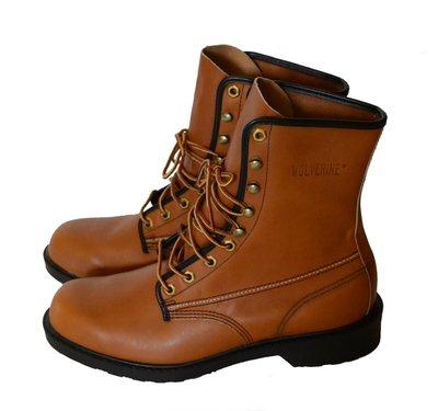 WOLVERINE 工作鞋 登山鞋 MADE IN USA 手工 US8.5E(US8.5 US9適合)