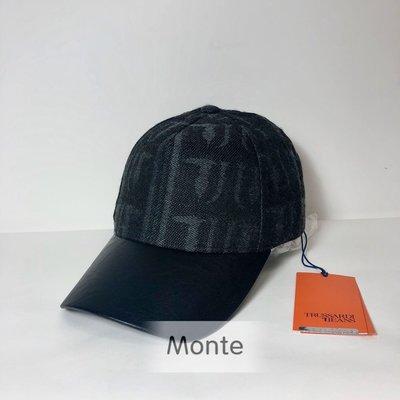 Trussardi 黑色老帽
