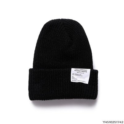 20AW FORTY PERCENT AGAINST RIGHTS PROSPECTIVE BEANIE 兩色慢跑休閒男女鞋
