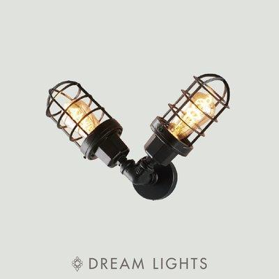 工業風    美式雙頭酒館燈 壁燈|現代風|簡約風流行燈飾
