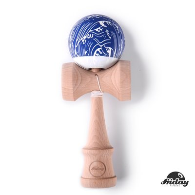 香港 Friday 加大號 Jumbo 海浪 劍玉 Kendama [FridayKendama]