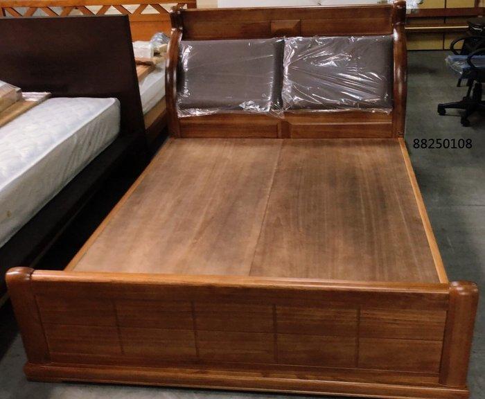 【弘旺二手家具生活館】庫存/零碼 5尺床架組 單人床架 床頭櫃 床頭箱 床尾凳 腳椅 -各式新舊/二手家具 生活家電買賣