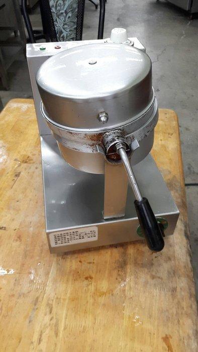日發二手貨 營業用鬆餅機 HY-863 ~很新少用~二手餐飲設備收購買賣 微波爐 烤箱都有 鬆餅機 二手家電收購
