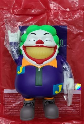 全新 Ron English MC Supersized Joker Grin GID 夜光限定版