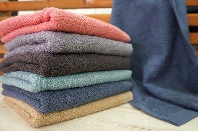 ((偉榮毛巾))100%純棉~38-40兩柔軟蓬鬆的中厚洗臉毛巾