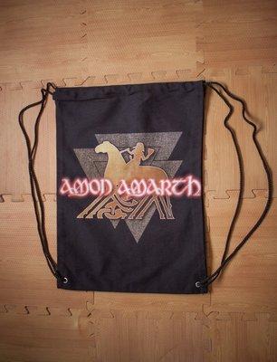 【搖滾帝國】AMON AMARTH 重金屬 束口包 束口袋 背包