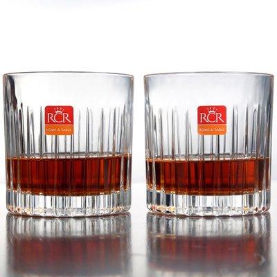 千夢貨鋪-RCR透明玻璃杯威士忌杯古典...