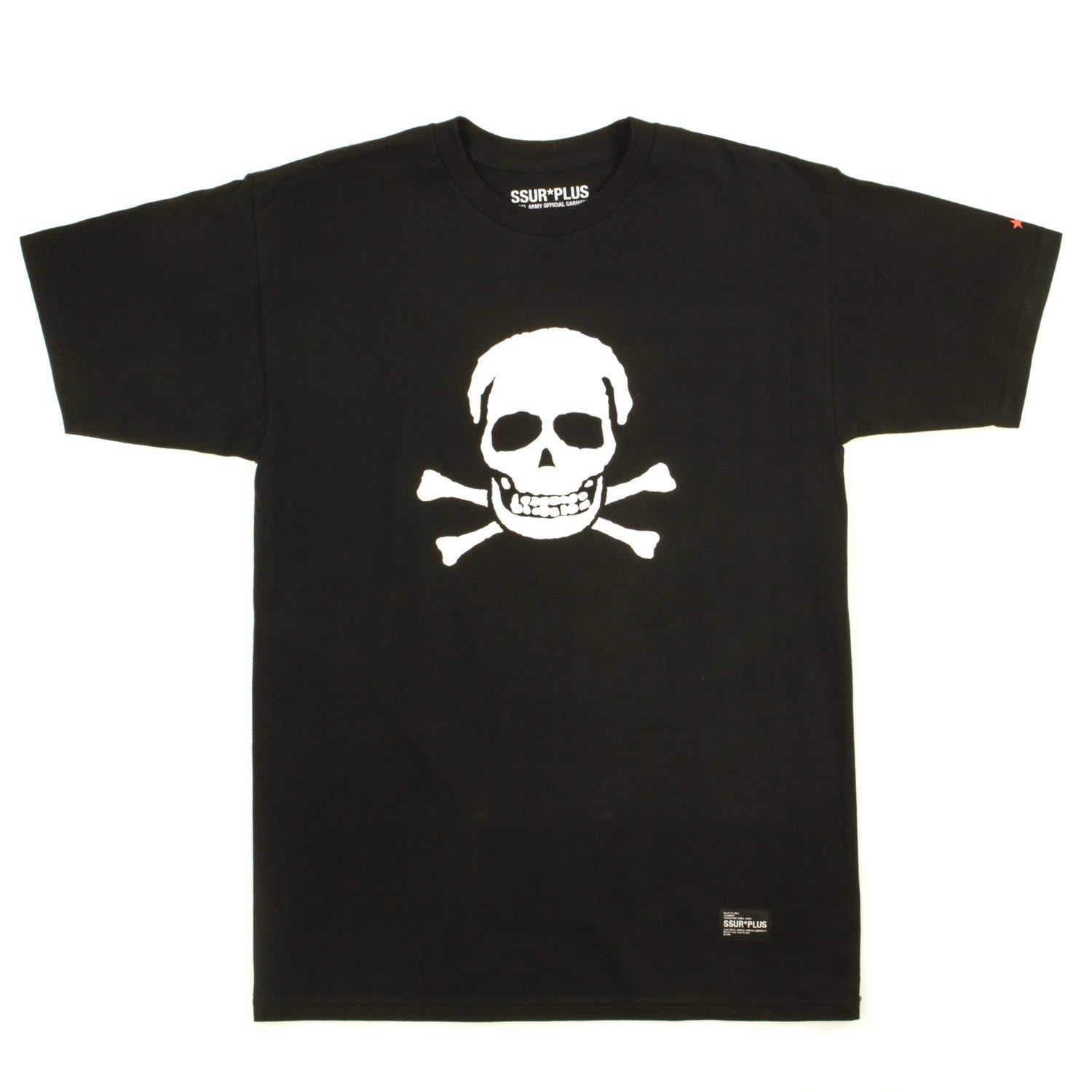[WESTYLE] SSUR*PLUS CONTROLLED SUBSTANCE TEE 陳冠希 SSUR