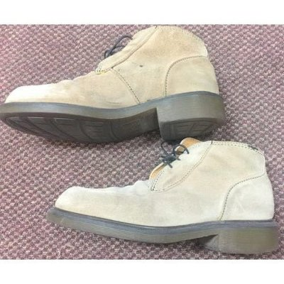 90%新 英國製造 正版【Dr. Martens】Air Cushion Oil Fat Acid Petrol靴,原$5800 Nike