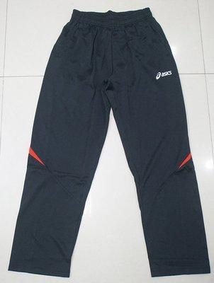 *世偉運動精品* ASICS K11502-9023  針織長褲 慢跑 運動 騎車 超大尺碼4XL 高雄市
