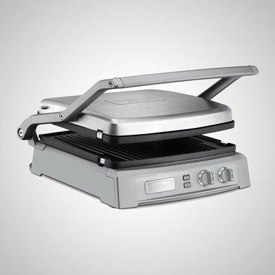 【小如的店】COSTCO好市多線上代購~CUISINART 美膳雅 帕里尼三明治機 + 烤盤(GR-150TW)