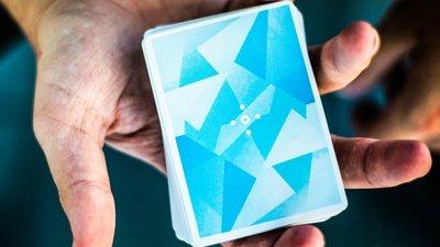 【USPCC撲克牌】冰封牌 Frostbite PLAYING CARDS