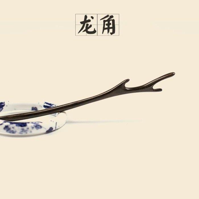 髮簪古風木簪簡約百搭簪子中國風盤髮古典飾品步搖古裝漢服 頭飾YWZJ7464