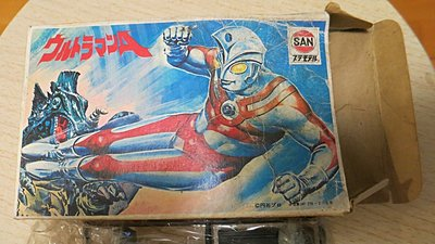 2宗交易免順豐運費 Ultraman Ace 超人A 模型 70年代 懷舊 玩具