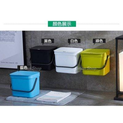 垃圾不分藍綠 垃圾不落地 連垃圾桶都不落地~ 壁掛式無痕貼 垃圾桶 廚餘桶 垃圾袋掛架 浴室收納 掛式垃圾桶 垃圾袋