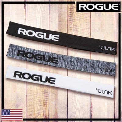 ROGUE JUNK THIN HEADBANDS 美國製造 俠盜運動頭帶 健身 運動 重訓 三色可選
