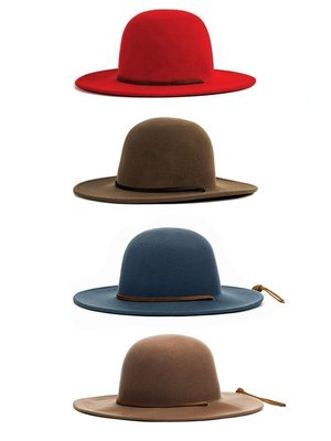 [CABAS滑板店] BRIXTON TILLER HAT │大帽沿 加州 滑板 NEW YORK