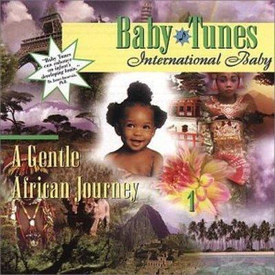 【出清價】寶寶之音(4):國際寶寶-非洲之旅篇 (Baby Tunes)---8122729542