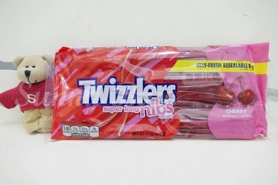 【Sunny Buy】◎預購◎ Twizzlers nibs 櫻桃口味 蠟燭糖 311g