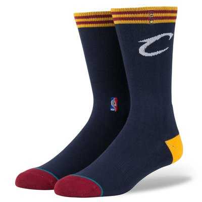 ☆【襪子館】☆【100%全新真品STANCE 558 NBA籃球襪/中筒襪】☆【NBAD001K9】☆(L)