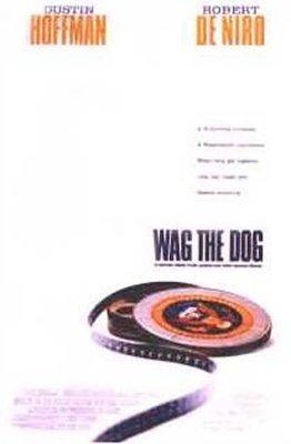 桃色風雲搖擺狗-Wag The Dog (1997)原版電影海報