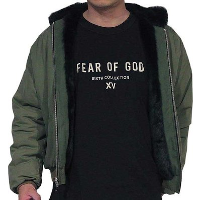 Fear Of God FOG 6th Collection XV 短袖 Tee