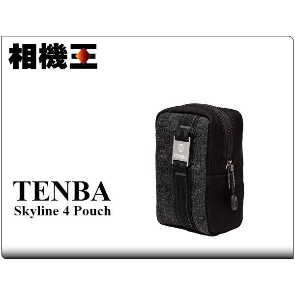 ☆相機王☆Tenba Skyline 4 Pouch 相機包 黑色 (4)