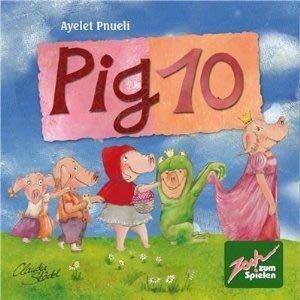 德國 ZOCH 小豬十十樂 Pig 10 歡樂派對  4yr 德國製造