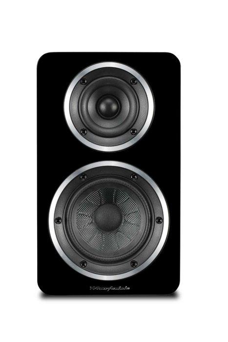 高傳真音響【英國 Wharfedale A1 主動式書架喇叭 】5.8G超高頻藍芽傳輸技術 無線傳輸 喇叭擺位隨心所欲