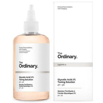 【現貨 】The Ordinary 正品 溫和甘醇酸化妝水 閉口背痘 Glycolic Acid 7% Toning