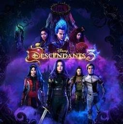 星光繼承者3 電視原聲帶CD,Descendants 3,德國進口正版全新