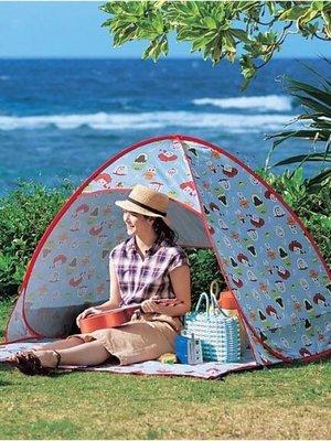 秒開帳篷 藍色圓點米奇帳篷 預購