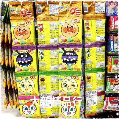 [三鳳中街] 日本原裝進口 不二家 不二家 麵包超人 4連軟糖