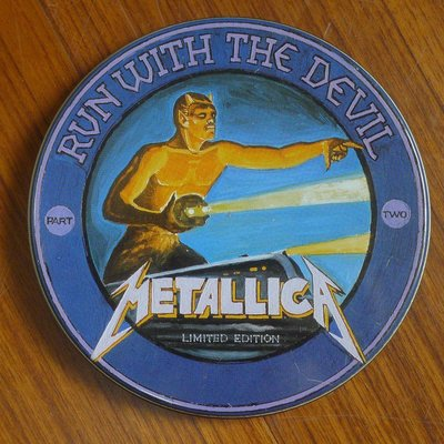 Metallica, Run With The Devil, Part Two