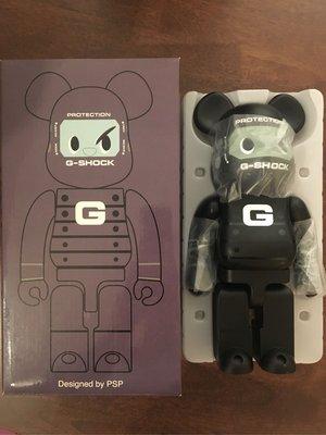 全新 400% G Shock bearbrick