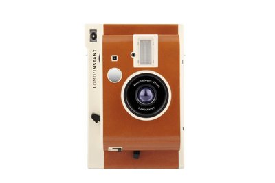 【eWhat億華】Lomography Lomo Instant Camera Sanremo 類 MINI90 【單機 棕色】公司貨【1】