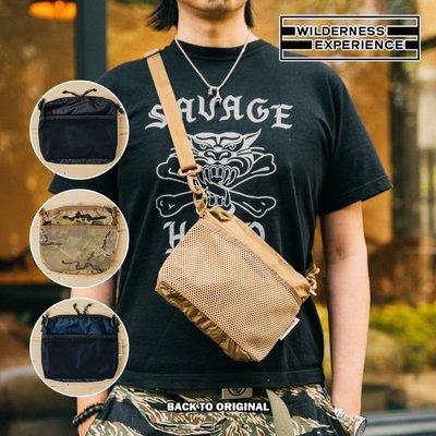 {BTO} 美牌日產 WILDERNESS EXPERIENCE SACOSH S 隨身小型側背包/手拿包/收納包