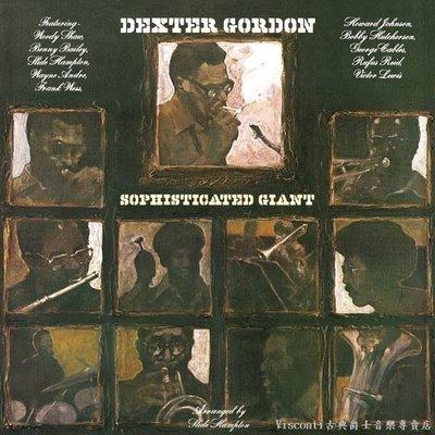 ©【Music On Vinyl】Dexter Gordon:Sophisticated Giant(黑膠唱片)
