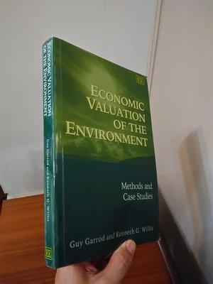 【英文舊書】[商業] 環境經濟學 Economic Valuation of the Environment