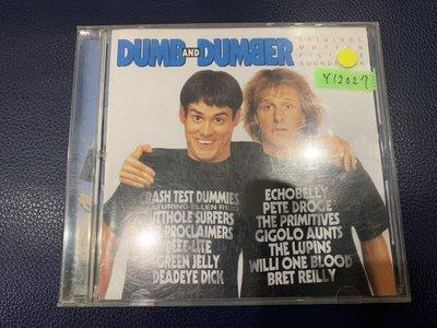 *還有唱片行*DUMB AND DUMBER 二手 Y12027