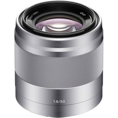 【高雄四海】Sony E 50mm F1.8 OSS 全新平輸一年保固.大光圈人像鏡.APS-C專用.銀黑雙色