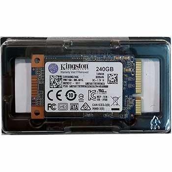 Kingston 金士頓 UV500 240GB mSATA SSD ( SUV500MS/240G ) 五年保固