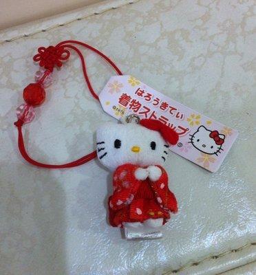 《東京家族》Kitty 和服娃娃吊飾