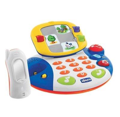 【BABY House高雄旗艦店】出租 Chicco 歡樂影像電話 玩具