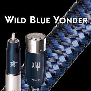 ~台北台中鳳誠影音~ AudioQuest Wild Blue Yonder 1.5M RCA 訊號線 平衡線 各種尺寸